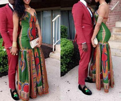 African Couple Fashion Ideas pc screenshot 1