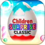 Surprise Eggs for Girls and Boys icon