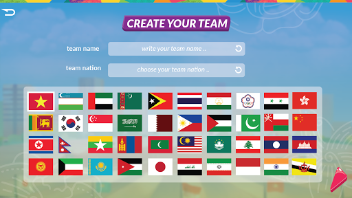 18th Asian Games 2018 Official Game pc screenshot 1
