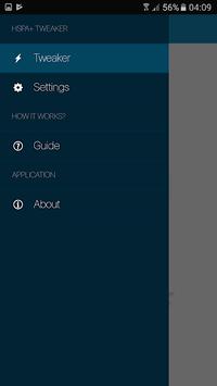 HSPA+ Tweaker (3G booster) pc screenshot 1