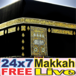 Makkah Live TV HD icon