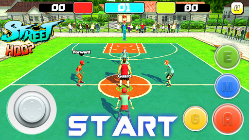 Street Hoop: Basketball Playoffs pc screenshot 1
