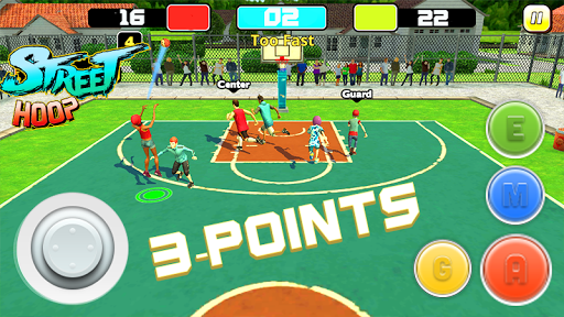 Street Hoop: Basketball Playoffs pc screenshot 2