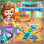 Princess Sofia Cleaning Home for pc logo