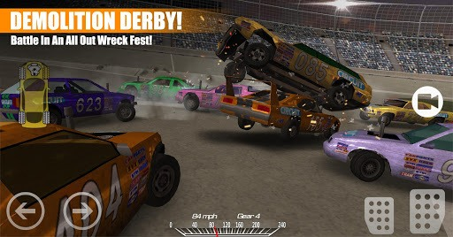 Demolition Derby 2 pc screenshot 1