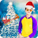 Christmas Photo Frames - Christmas Photo Editor icon