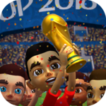 Soccer World Cup - Soccer Kids for pc logo