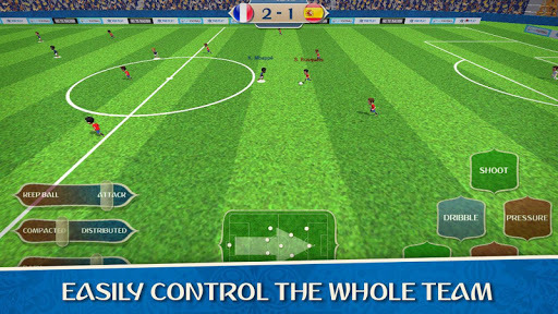 Soccer World Cup - Soccer Kids pc screenshot 2
