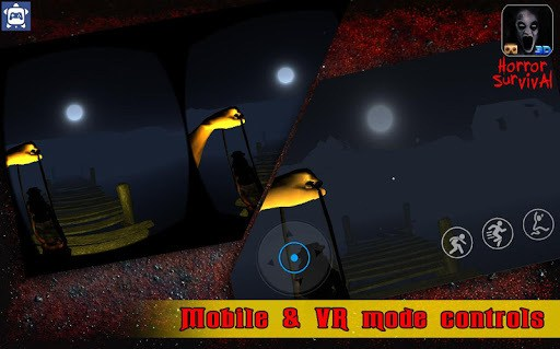 Horror Survival 3D VR pc screenshot 1