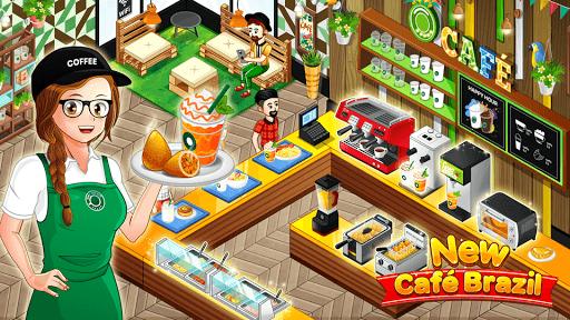 Cafe Panic: Cooking Restaurant pc screenshot 1