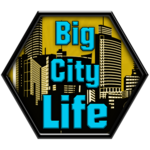 Big City Life : Simulator icon