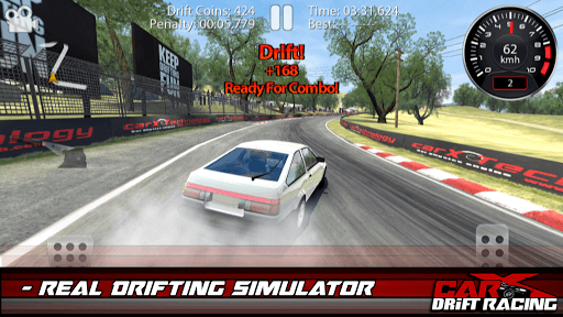 CarX Drift Racing Lite pc screenshot 1