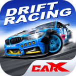CarX Drift Racing for pc logo