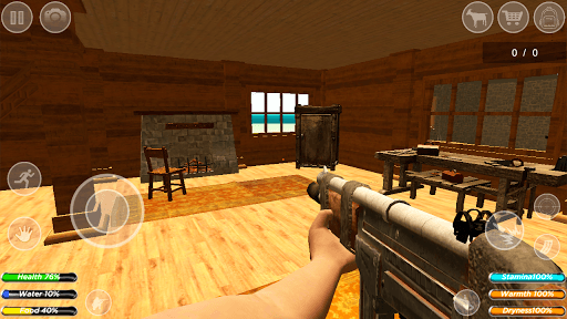 Survival Craft : Survivor House Building pc screenshot 1