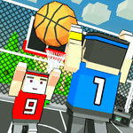 Cubic Basketball 3D icon