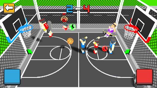 Cubic Basketball 3D pc screenshot 1