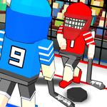 Cubic Hockey 3D icon