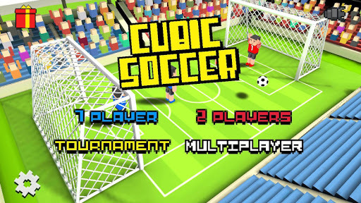 Cubic Soccer 3D pc screenshot 1