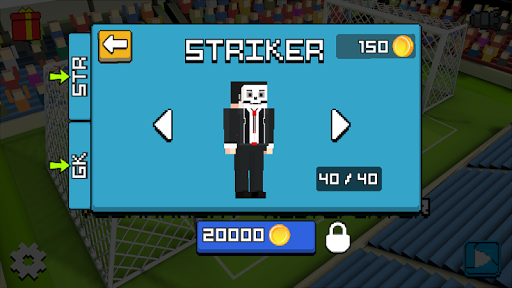 Cubic Soccer 3D pc screenshot 2