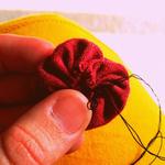 DIY Fabric Flowers icon