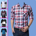 Men Shirt Photo Editor - Man Shirt Photo Suit icon