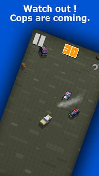 Angry Cops : Car Chase Game pc screenshot 1