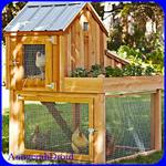 Design Chicken House icon