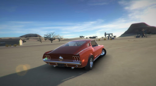 Classic American Muscle Cars 2 pc screenshot 1