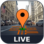 Live Map and street View - Satellite Navigation icon