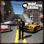 Mad City Crime 2 for pc logo
