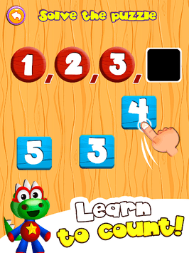 Preschool learning games for kids: shapes & colors pc screenshot 2