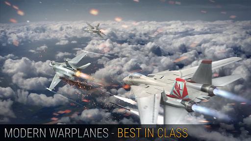 Modern Warplanes: Combat Aces PvP Skies Warfare pc screenshot 1