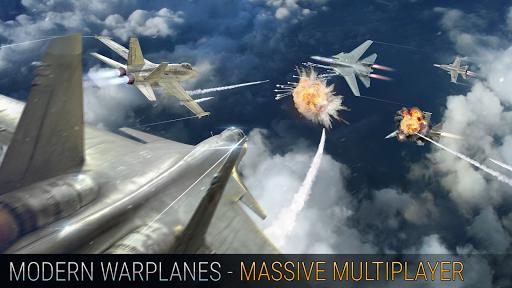 Modern Warplanes: Combat Aces PvP Skies Warfare pc screenshot 2