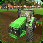 American tractor farming sim icon