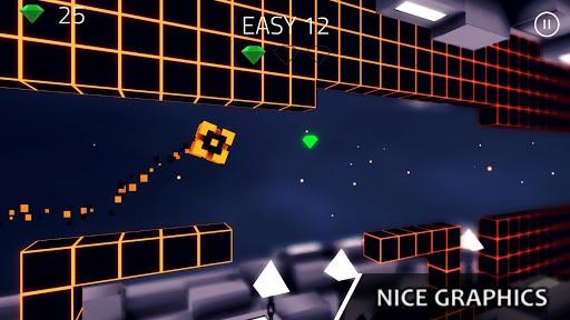 Geometry Jump 3D PC screenshot 1