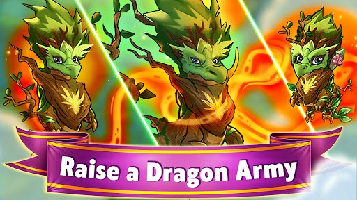 Dragon Merge - Merge Dragons in Free Merge Games! pc screenshot 1