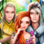 Love Story Games: Christmas Fantasy icon