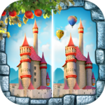 Find The Differences Games - Fairy Tales Games icon