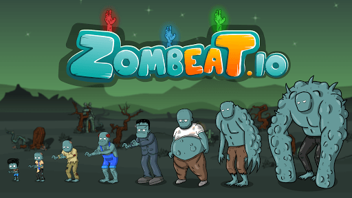 Zombeat.io - io games zombie pc screenshot 1