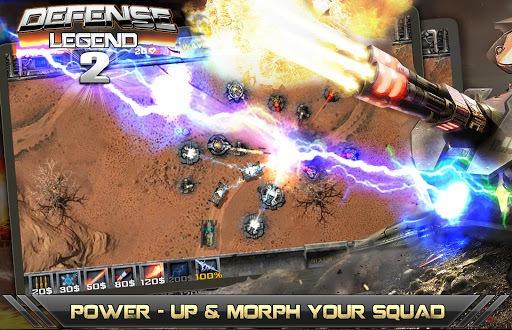 Tower defense-Defense legend 2 pc screenshot 2