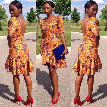 African styles - African dress design pc screenshot 1