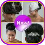 wedding hairstyle - hairstyle app icon