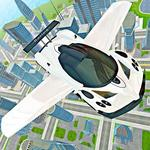 Flying Car Real Driving icon