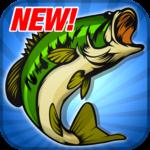 Master Bass Angler: Free Fishing Game icon