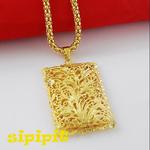 Gold Pendant Design icon