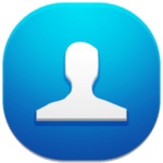 contacts Backup and restore icon