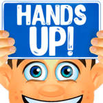 Hands up! icon