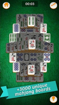 Mahjong Gold pc screenshot 1