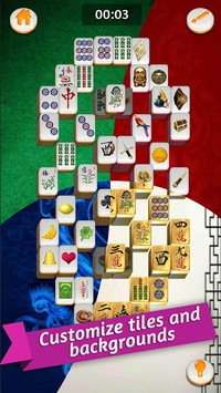 Mahjong Gold pc screenshot 2