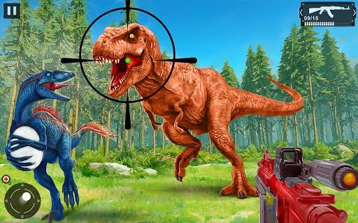Real Wild Animal Hunter: Dino Hunting Games PC screenshot 1